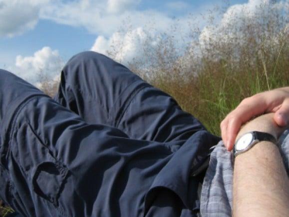 """Am Nachmittag """"vorschlafen"""" bringt leider nichts… ist aber trotzdem schön. / Foto: Heike Dreisbach pixelio.de"""