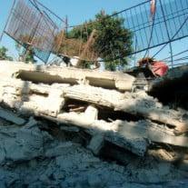 Van gilt als armes und kurdenreiches Gebiet. Mangelnder Erdbebenschutz hat dort nun verheerende Folgen für die Bevölkerung. © Humedica/ddp