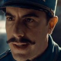 """Sasha Baren Cohen überzeugt in """"Hugo"""" in einer ernsteren Rolle. Foto: © Screenshot aus dem Trailer auf hugocabret.de"""