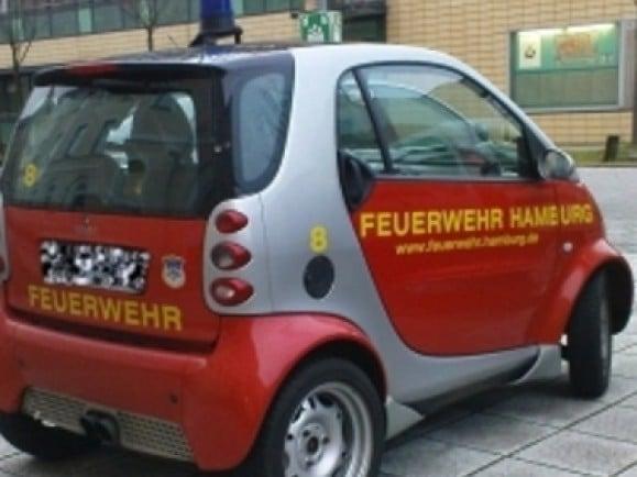 Der Trend geht zum Mikromobil - auch bei der Feuerwehr. Foto: © knipser 5 / pixelio.de
