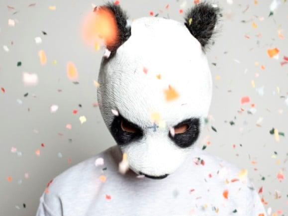 """""""Eine böse Maske würde nicht zu meiner Musik passen"""" - Cro (Foto: Chimperator)"""