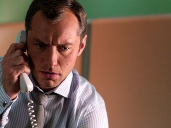 "Jude Law in ""360"". Foto: ©  Magnolia Pictures."