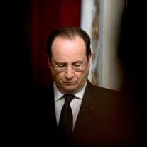 Dem Präsidenten stehen schwere Zeiten bevor. Foto: Alain Jocard/ AFP.