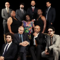 Sharon Jones & The Dap-Kings. Foto: Kyle Dean Reinford