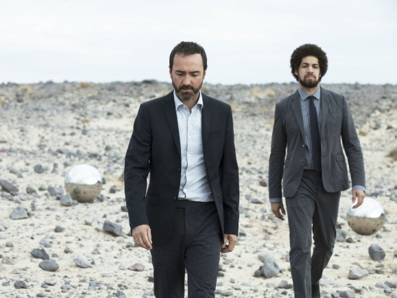 James Mercer und Brian Burton sind Broken Bells. (Foto: Sony Music)