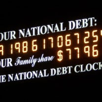 National Debt. Foto: CC BY-SA 2.0 | Jason Kuffer / flickr.com