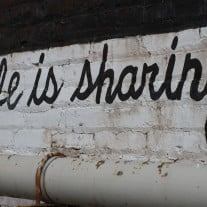 Life is Sharing. Foto: CC BY 2.0 | Alan Levine/ flickr.com