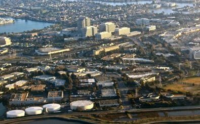 Silicon Valley from above. Foto: CC BY-SA 2.0 | Patrick Nouhailler / flickr.com