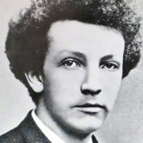 Der junge Richard Strauss. Foto: Wikimedia Commons, Public Domain