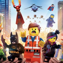 "Ein Kindheitstraum wird wahr: Leben in einer Lego-Welt. Zumindest für gut anderthalb Stunden: Die computeranimierte Komödie ""The Lego Movie"" Foto: The Lego Movie © Warner Bros. 2014"