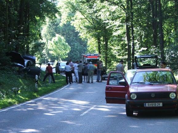 Seit Jahren sinkt die Zahl der Verkehrstoten in Deutschland. Foto: Björn Láczay/dustpuppy |Flickr |Lizenz: CC BY-SA 2.0