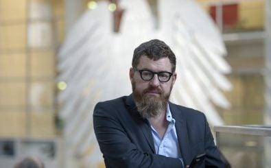 Bild-Chefredakteur Kai Diekmann kritisiert öffentlich seinen Kollegen Nicolaus Fest. | Johannes Eisele | AFP