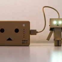Recharging Danbo Power CC BY-SA 2.0 | Takashi Hososhima / flickr.com