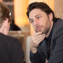 Zach Braff im Interview mit Christian Bollert
