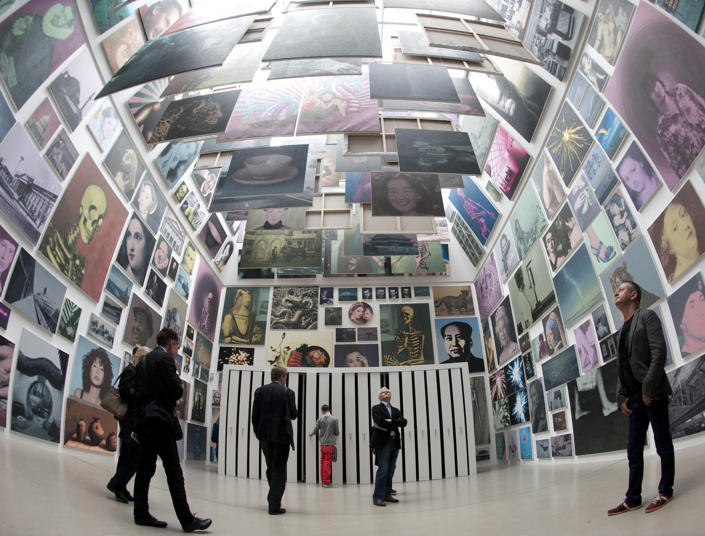 Stadtgespr ch kassel diskutiert ber die documenta for Documenta kassel 2017