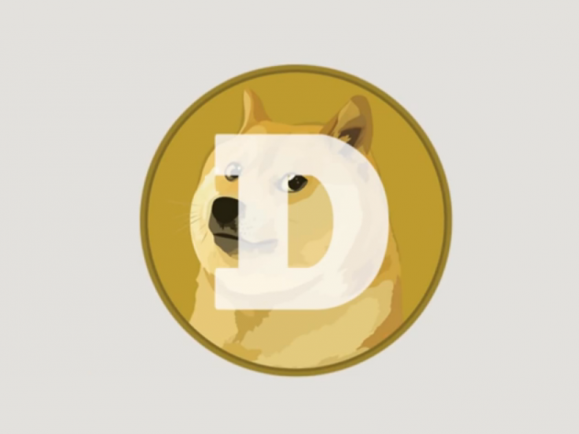 Dogecoin screenshot