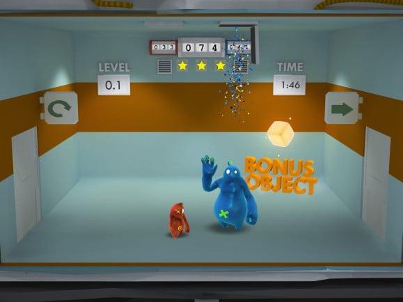 Das Spiel Mercury Shift 3D