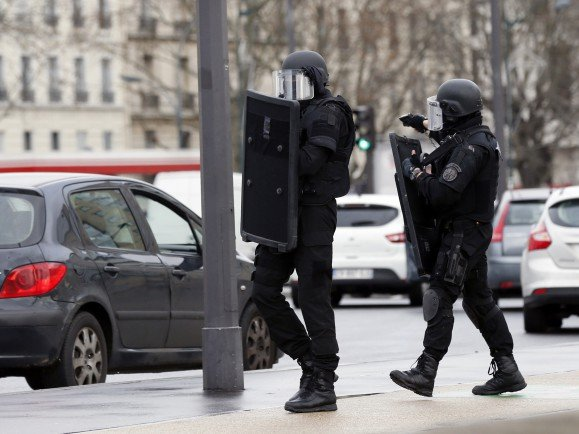 paris terror THOMAS SAMSON  AFP