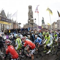 CYCLING-BEL-TOUR OF FLANDERS
