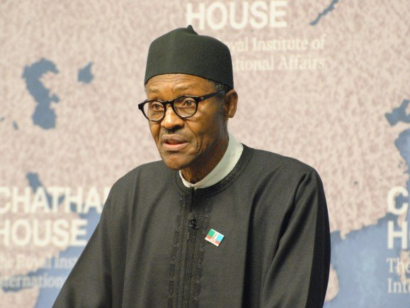 Muhammadu Buhari_Chatham House_flickr