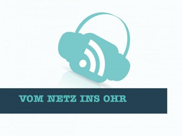"""""""Vom Netz ins Ohr"""" - Podcasts bei detektor.fm: Montag bis Freitag ab 21 Uhr."""