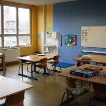 Klassenzimmer JFK Schule-Michael Panse-CC BY-ND 2.0