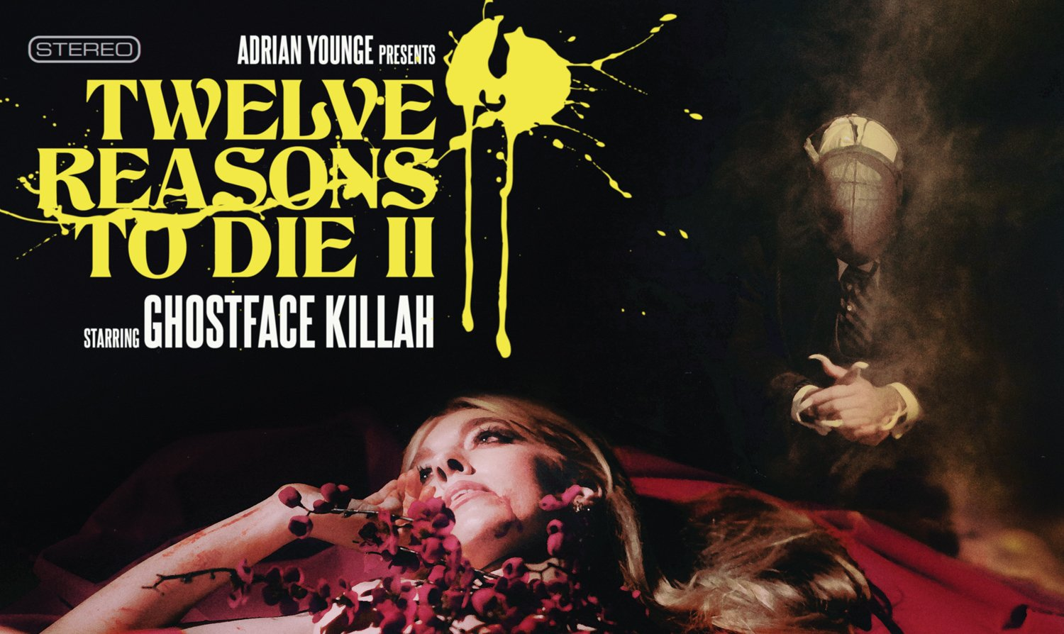 Adrian Younge And Ghostface Killer Cover