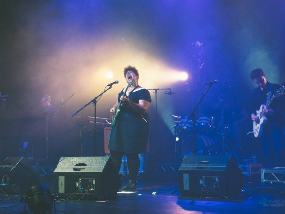Alabama Shakes by Liza Agsalud CC-BY-20