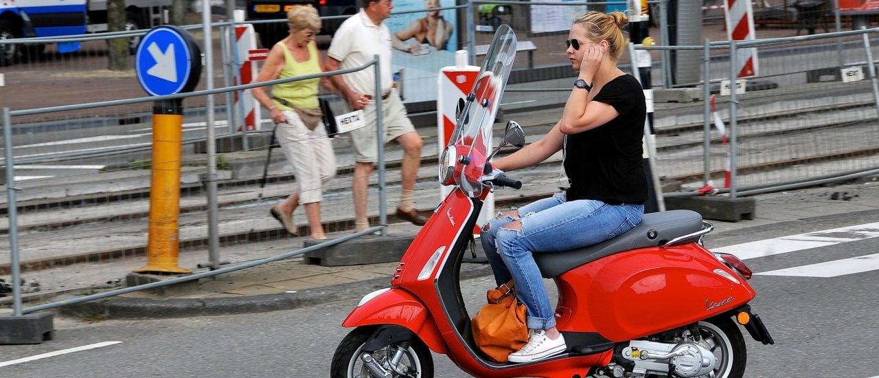Motorroller | Scooter Girl
