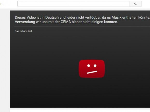 Gema Youtube Screenshot
