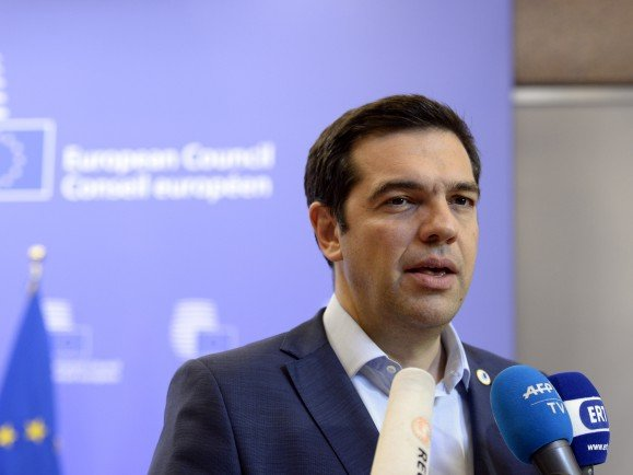 Griechenland Alexis Tsipras_ Thierry Charlier_AFP