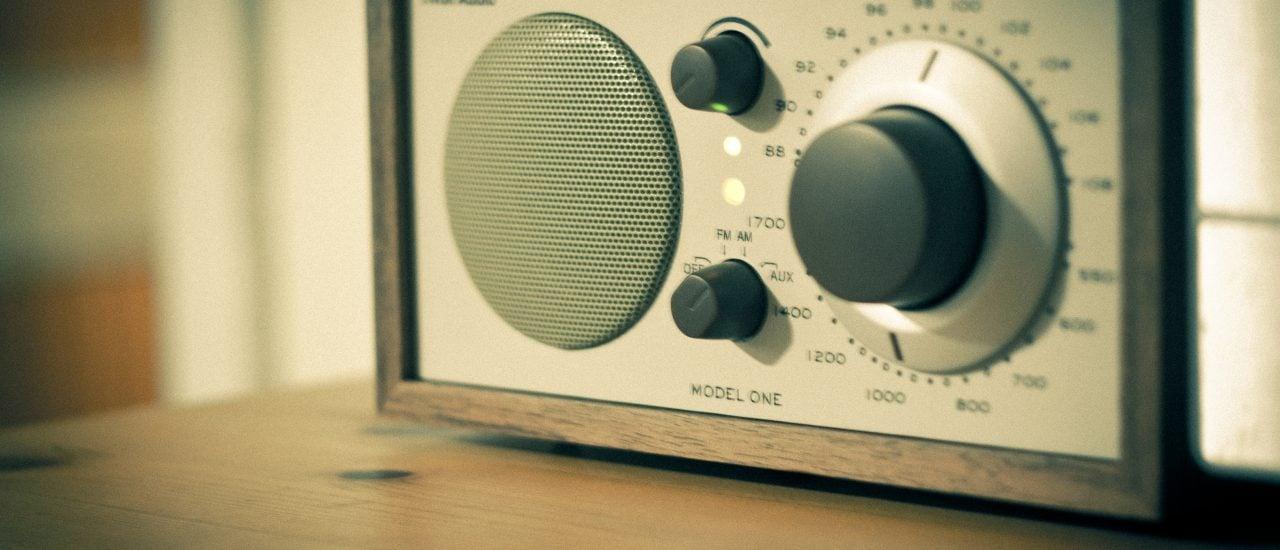 Kleine Geräte, große Wirkung: ein Radiosender will Flüchtlingen eine Stimme verschaffen. Weltweit. Foto New kitchen radio /credits: CC BY 2.0 | Johan Larrson / flickr.com