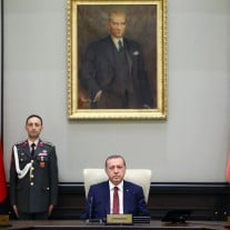 Staatspräsident Erdogan_Kayhan Ozer_Presidential Palace Press Office AFP