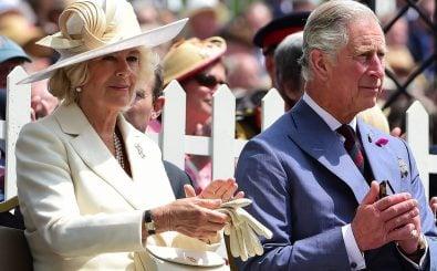 Lassen sich auch zwölf Jahre nach ihrer Hochzeit vermutlich nicht scheiden: Camilla Parker Bowles und Prinz Charles. Foto: AFP | Emmanuel Dunand