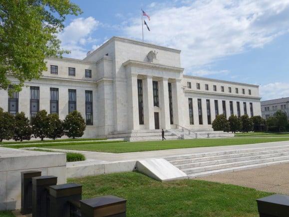 Amerikanische Zentralbank_AFP Karen Bleier