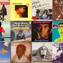 Von Bill Withers bis Eddy Grant. Simon Strotmann im Mix. Collage: detektor.fm