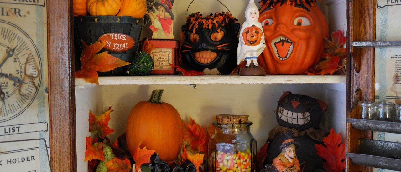 Für kreative Deko muss man kein Vermögen ausgeben. Foto: Happy Hoosier Halloween. CC BY 2.0 | Theresa Thompson / flickr.com