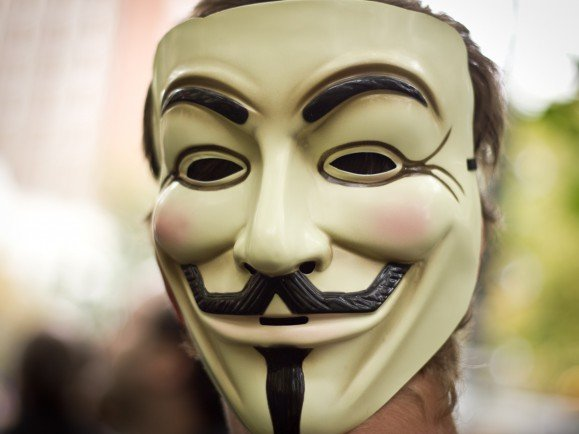 Foto: Anonymous Mask | CC BY 2.0 | Luciano Castillo / flickr.com