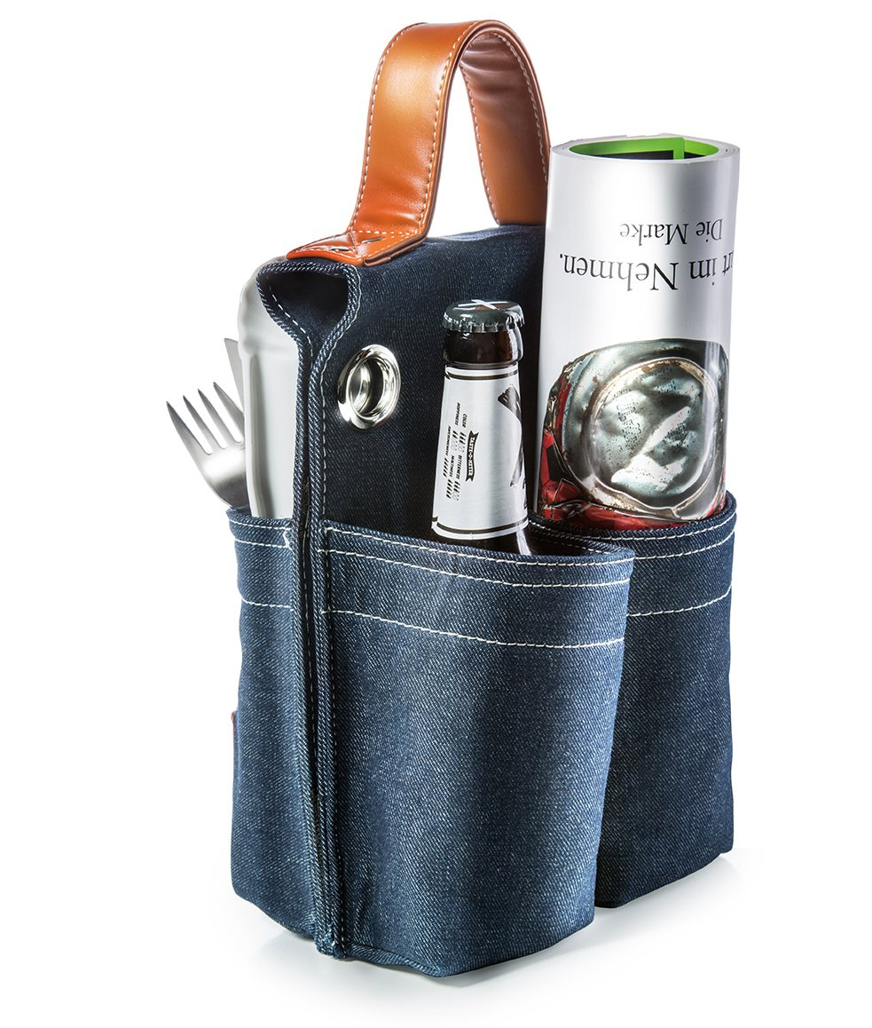 Picnic Bag - Fahrradtasche limited edition von Donkey Products