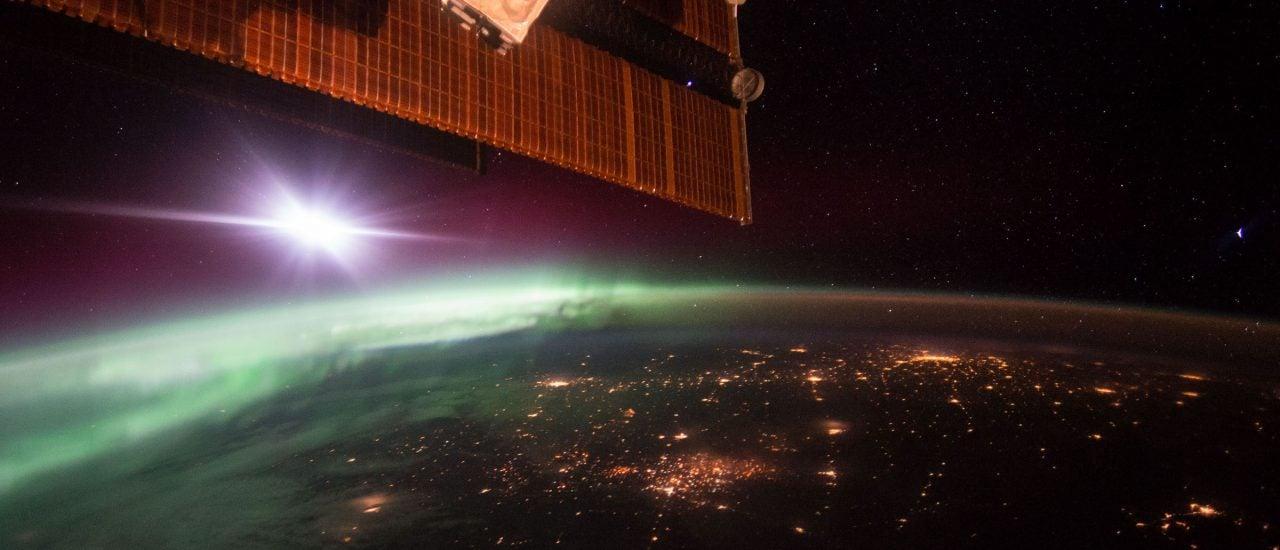 Was sollen Menschen im Weltall dürfen – und wo soll die Ethik Grenzen ziehen? Foto: AFP / NASA – Scott Kelly