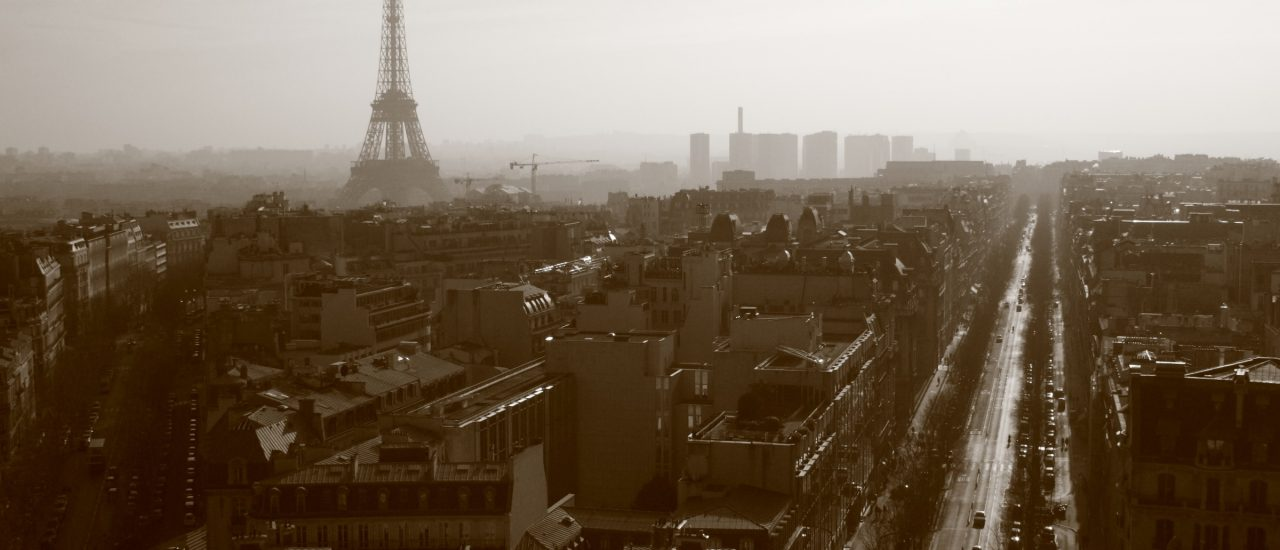 Foto: paris smog | Evan Bench / flickr.com (CC BY 2.0)