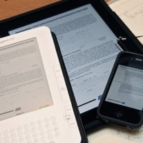 PDF Viewers: iPad, iPhone, and Kindle | CC BY 2.0