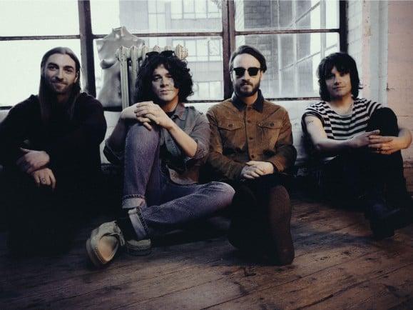 """The View gehen mit neuem Album """"Ropewalk"""" demnächst auf Tour. Foto: Joost Vandebrug"""