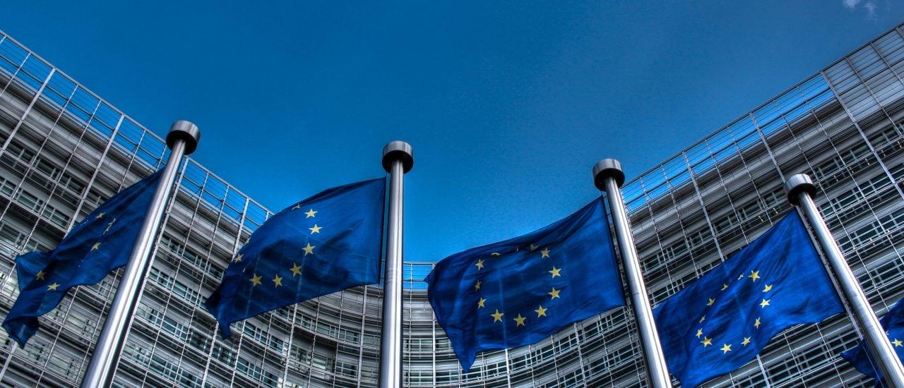 Foto: European Union Flags 2 | CC BY 2.0 | Thijs ter Haar | flickr.com