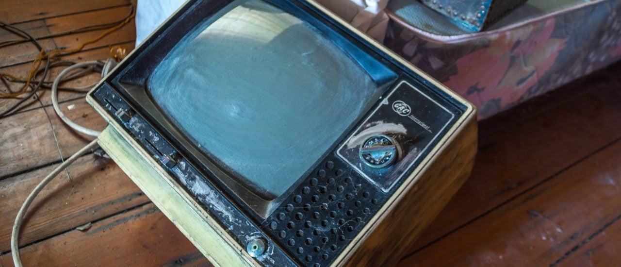 Old School TV | darkday | flickr.com | CC BY 2.0