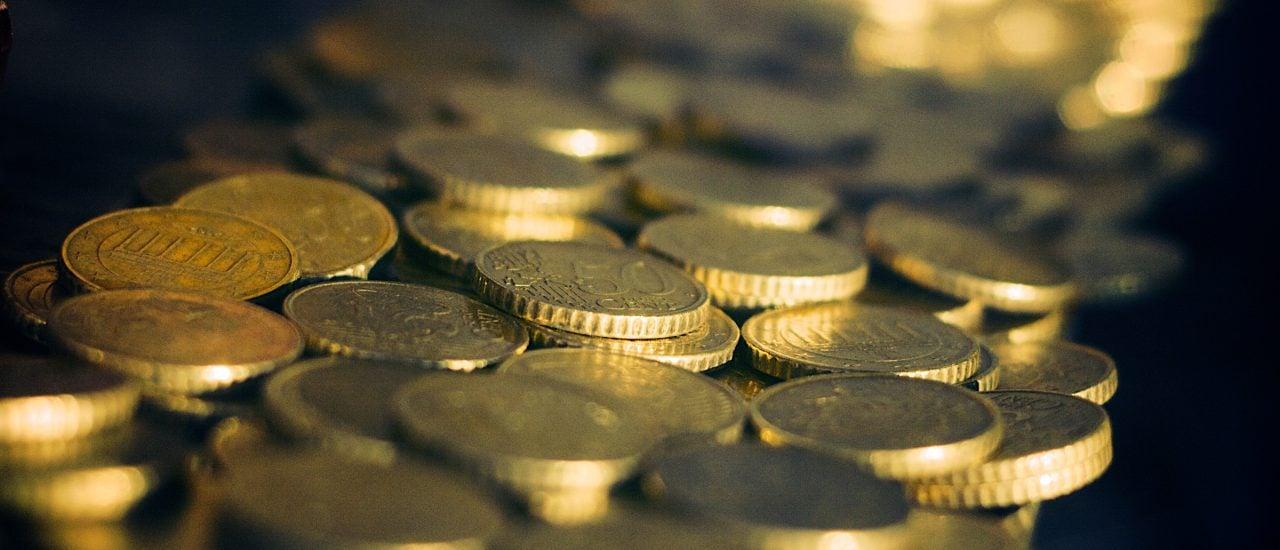 Beim Crowdlending lässt sich ein Kredit in kleinen Beträgen von vielen Investoren sammeln. Foto: 50 Cent | CC BY 2.0 | Nico Kaiser / flickr.com
