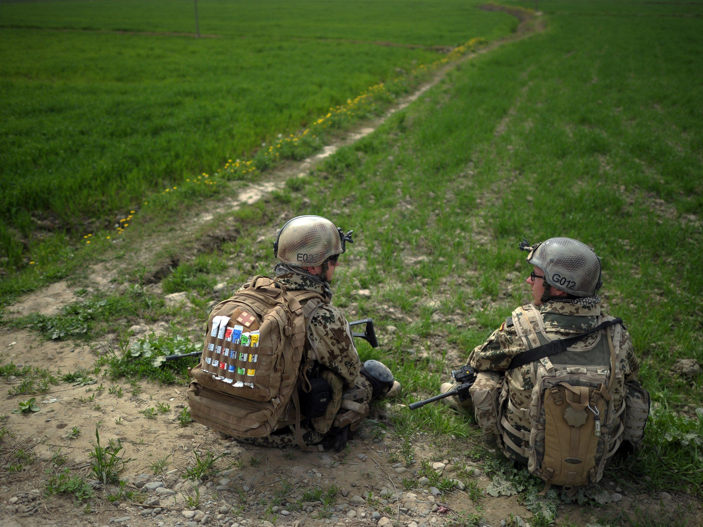 Bundeswehr-Einsatz im Inland – Die Armee als Polizei-Ersatz ...