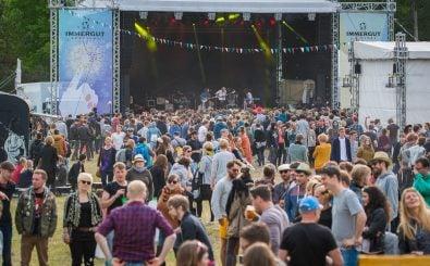 Immergut – das wahrscheinlich entspannteste Festival hierzulande. Foto: Niklas Wolter