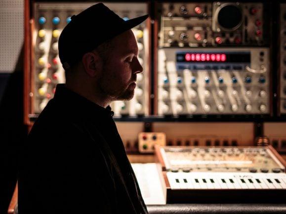 Hat für sein neues Album eigens kreierte Sounds verwendet: Dj Shadow. Foto: Derick Daily