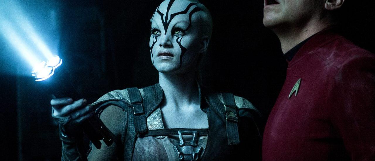 Technische Innovationen gibt es auch im neuen Star-Trek-Film zu sehen. Foto: Kimberley French | © 2016 Paramount Pictures.